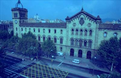 Universidad de Barcelona.