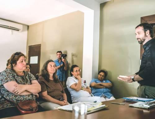 Entrevista a Adrián Machado sobre la relación entre el bienestar y la salud