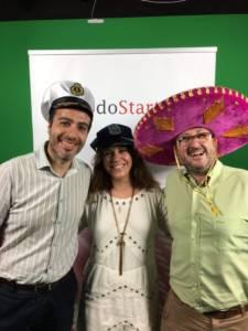 Entrevista a Alejandra en Startups Fun