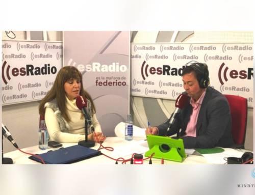 Alejandra Sánchez Yagüe, en Mundoemprende de EsRadio