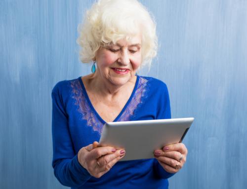 Cómo introducir la tecnología en la tercera edad