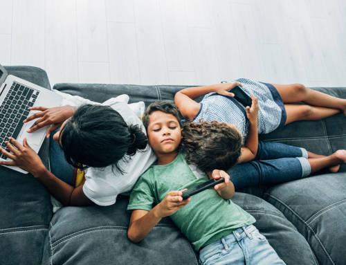 ¿Cómo afecta el uso de la tecnología en los niños?